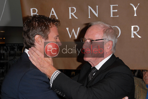 Rande Gerber and Jerry Weintraub<br />
