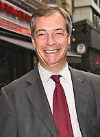 JUN 19 Nigel Farage leaves LBC