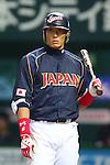 Yoshio Itoi (JPN), .MARCH 6, 2013 - WBC : .2013 World Baseball Classic .1st Round Pool A .between Japan 3-6 Cuba .at Yafuoku Dome, Fukuoka, Japan. .(Photo by YUTAKA/AFLO SPORT) [1040]