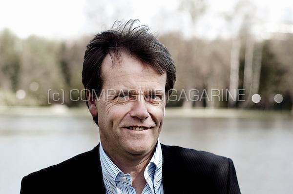 Former Belgian referee Paul Allaerts (Belgium, 24/04/2013)