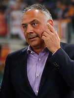 james pallotta during the Italian Serie A soccer match between   AS Roma and Juventus FC       at Olympic Stadium      in Rome ,March 02 , 2015