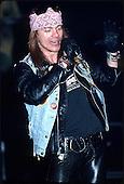 Guns N' Roses -Performing live at the Felt Forum New York USA - May 9,1988.