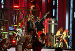 CORAL GABLES, FL - APRIL 24: Wisin and Sean Paul performs onstage during the 2014 Billboard Latin Music Awards at BankUnited Center on April 24, 2014 in coral Gables, Florida. (Photo by Johnny Louis/jlnphotography.com)