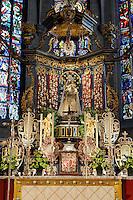 Cathédrale Notre Dame, Stadt Luxemburg, Luxemburg