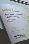 College of Ag Spring Awards Banquet