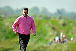 Jose Maria Olazabal walks onto the 15th green during Round 2 of the 3 Irish Open on 15th May 2009 (Photo by Eoin Clarke/GOLFFILE)