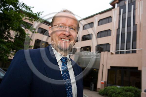 BRUSSELS - BELGIUM - 12 JUNE 2007 --Esa Härmälä, Director General of the EFMA Secretariat. -- PHOTO: JUHA ROININEN / EUP-IMAGES