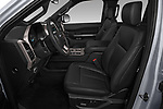 Front seat view of 2019 Ford Expedition XLT 5 Door SUV Front Seat  car photos