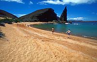 Pinnacle Rock, Bartolome Island, Galapagos Island, Ecuador