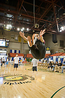Two-foot high kick at the 2007 World Eskimo Indian Olympics held in Anchorage, Alaska.