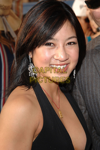 MICHELLE KWAN.Arrivals at the 2005 MTV Movie Awards .held at the Shrine Auditorium, Los Angeles, .California, USA, 4th June 2005..portrait headshot.Ref: ADM.www.capitalpictures.com.sales@capitalpictures.com.©Jacqui Wong/AdMedia/Capital Pictures.