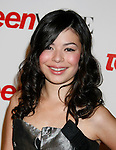 LOS ANGELES, CA. - September 18: Actress Miranda Cosgrove arrives at the Teen Vogue Young Hollywood Party at the Los Angels County Museum Of Art on September 18, 2008 in Los Angeles, California.