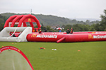 McDonalds Community Football Day <br /> Llanwern High School<br /> Newport<br /> 30.08.15<br /> ©Steve Pope - SPORTINGWALES
