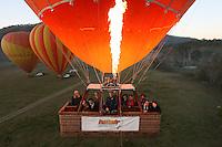 20130813 August 13 Hot Air Balloon Gold Coast