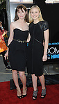 Emily Mortimer and Alison Pill at the Los Angeles premiere of the new HBO series The Newsroom, held at the Cinerama Dome Los Angeles, CA. June 20, 2012
