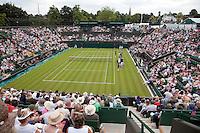 21-06-10, Tennis, England, Wimbledon, Overall vieuw court nr. 2