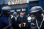 Notting Hill Carnival 1976 London.