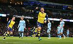 180115 Manchester City v Arsenal