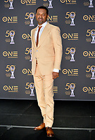 LOS ANGELES, CA. March 30, 2019: Mike Epps at the 50th NAACP Image Awards.<br /> Picture: Paul Smith/Featureflash