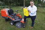 Foto: VidiPhoto<br /> <br /> LOENEN &ndash; Portret van commercieel-directeur Anton de Jong van Husqvarna Benelux.