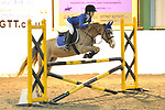 Class 9. Unaffiliated showjumping. Brook Farm Training Centre. Essex. UK. 06/01/2019. ~ MANDATORY Credit Garry Bowden/Sportinpictures - NO UNAUTHORISED USE - 07837 394578