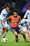 Shintaro Shimizu (Ardija), .APRIL 10, 2013 - Football /Soccer : .2013 J.LEAGUE Yamazaki Nabisco Cup .between Omiya Ardija 1-3 Ventforet Kofu .at NACK5 Stadium Omiya, Saitama, Japan. .(Photo by YUTAKA/AFLO SPORT)