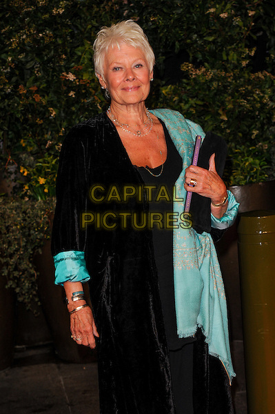 LONDON, ENGLAND - FEBRUARY 16: Dame Judi Dench attends EE British Academy Film Awards afterparty at the Grosvenor Hotel on February 16, 2014 in London, England. <br /> CAP/CJ<br /> &copy;Chris Joseph/Capital Pictures