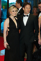 WASHINGTON, DC - APRIL 28:  Anna Paquin and Stephen Moyer attend the 2012 White House Correspondents Dinner at the Washington Hilton Hotel in Washington, D.C  on April 28, 2012  ( Photo by Chaz Niell/Media Punch Inc.)