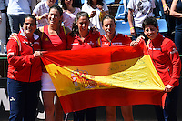 FED CUP 2016 SPAIN-ITALY