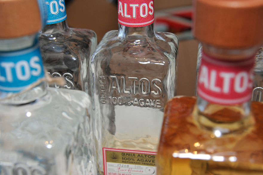 Olmeca Altos 100% Agave Tequila launch at the Skybar at Mondrian Los Angeles September 11, 2012.