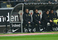02.02.2019: Eintracht Frankfurt vs. Borussia Dortmund