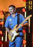 MIAMI, FL - NOVEMBER 5: Juanes at iHeartRadio Fiesta Latina 2016 at The American Airlines Arena on November 5, 2016. Credit: mpi04/MediaPunch