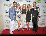 JULY 25 2013: Opening night 'Zowie Bowie Late Night' show at Bally's Las Vegas  Model and television personality Nicole 'Coco' Austin arrivel