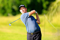 Jake Higginbottom (AUS) during the first round of the Afrasia Bank Mauritius Open played at Heritage Golf Club, Domaine Bel Ombre, Mauritius. 30/11/2017.<br /> Picture: Golffile | Phil Inglis<br /> <br /> <br /> All photo usage must carry mandatory copyright credit (&copy; Golffile | Phil Inglis)