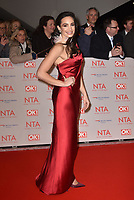 Laura Wright attending the National Television Awards 2018 at The O2 Arena on January 23, 2018 in London, England. <br /> CAP/Phil Loftus<br /> &copy;Phil Loftus/Capital Pictures