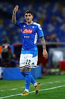 29th February 2020; Stadio San Paolo, Naples, Campania, Italy; Serie A Football, Napoli versus Torino; Giovanni Di Lorenzo of Napoli
