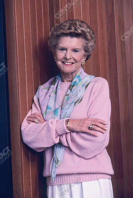 Betty Ford wife of President Ford at the Ford Drug and Alcohol Rehabilitation Center at Eisenhower Medical Center, Rancho Mirage, Palm Springs, California, USA, May 1988