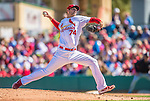 4 March 2013: St. Louis Cardinals pitcher Michael Wacha on the mound during a Spring Training game against the Minnesota Twins at Roger Dean Stadium in Jupiter, Florida. The Twins shut out the Cardinals 7-0 in Grapefruit League play. Mandatory Credit: Ed Wolfstein Photo *** RAW (NEF) Image File Available ***