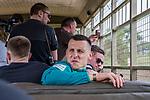 07.01.2019, Lion & Safari Park, Broederstroom, Kalkheuvel, RSA, TL Werder Bremen Johannesburg Tag 05<br /> <br /> im Bild / picture shows <br /> Maximilian Eggestein (Werder Bremen #35) rümpft die Nase bei Tour, <br /> <br /> Teil der Spieler besucht am 5. Tag des Trainingslager eine geführte Tour im Lion & Safari Park, <br /> <br /> Foto © nordphoto / Ewert
