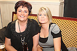 Annemarie Reilly and Marian Carroll at the Joe Dolan Tribute in The Riverhouse...Picture Jenny Matthews/Newsfile.ie