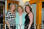 Jane O'Driscoll who is celebrating a birthday with her friends on Saturday night at Bella Bia's,Pictured Mary Murphy, Jane O'Driscoll and Grace O'Donnell