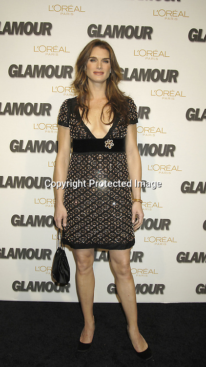 Brooke Shields ..at The Glamour Magazine  2005 Women of the Year Awards on November 2, 2005 at Lincoln Center's Avery Fisher Hall...Photo by Robin Platzer, Twin Images