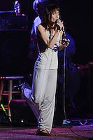 MIAMI BEACH, FL - SEPTEMBER 30: Fiona Apple performs at Fillmore Miami Beach on September 30, 2012 in Miami Beach, Florida. ©mpi04/MediaPunch Inc..