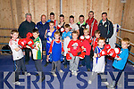 Ballyduff Boxing Club Members: Front : Joe Murphy, Ger Browne, Conor Murphy, Alex O'Grady, Killian Murphy & Luke Kennelly. Centre: Niall O'Sullivan, Dylan Browne, Daniel Kennelly & Johnny Kennelly. Back : John O'Regan, Tom O'Sullivan, Thomas O'Sullivan, Paul Kepple, Jack & Ger O'Grady, Joe Murphy & Johnny Kennelly ....Ref Jimmy Darcy