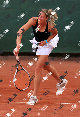 2010-08-14 / Tennis / Tornooi stad Antwerpen / Desirée Bastianon..Foto: mpics