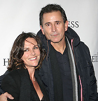 "Gia Carides and Anthony LaPaglia attend the opening night performance of Broadway's ""The Heiress"" at The Walter Kerr Theatre in New York, 01.11.2012...Credit: Rolf Mueller/face to face / MediaPunch Inc  **online only for weekly magazines**** .<br />