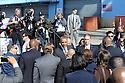 President Barack Obama visits the Port of New Orleans