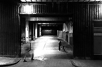 Loading Bay, Birmingham.<br /> Photo:Ander Gillenea