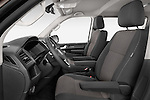 Front seat view of 2016 Volkswagen Caravelle Comfortline 5 Door Minivan Front Seat car photos