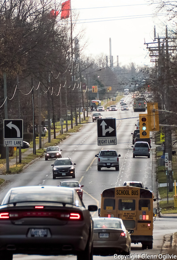 Murphy Road, proposed heavy load corridor
